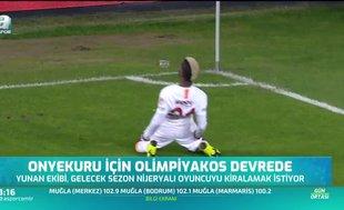 Onyekuru için Olympiakos devrede