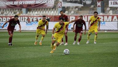 Bandırmaspor 1-1 Eskişehirspor   MAÇ SONUCU
