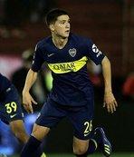 Borussia Dortmund'a Arjantinli genç savunmacı