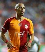 Galatasaray'a iki kötü haber: Feghouli ve Semih Kaya...
