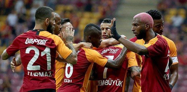 MAÇ SONUCU Galatasaray 2-1 Panathinaikos | MAÇ ÖZETİ
