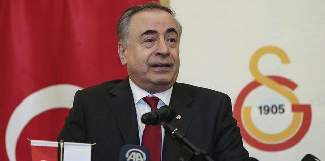 Galatasaray Başkanı Mustafa Cengiz'den altyapı şampiyonlarına teşekkür
