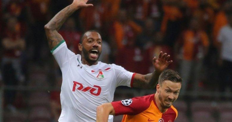 Galatasaray Manuel Fernandes ile anlaştı!