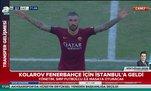 Kolarov Fenerbahçe için İstanbul'a geldi