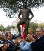 Törene Dursun Özbek de katıldı