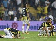 Başakşehir maçı sonrası Fenerbahçe taraftarı tepkili