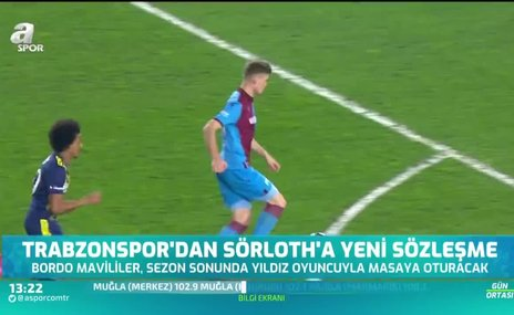 Trabzonspor'un Sörloth planı belli oldu! Sözleşme...