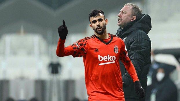 Beşiktaş Teknik Direktörü Sergen Yalçın açıkladı! Ghezzal için...