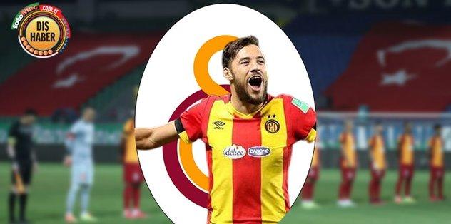 Galatasaray'ın gündemindeki Belaili için flaş açıklama! Bir yönetici ile görüştüm..
