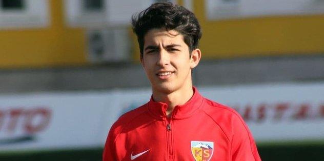 Kayserisporlu Eray Beşiktaş'ın teklifini resmen açıkladı! - Futbol -