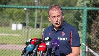 Trabzonspor Teknik Direktörü Abdullah Avcı: 2 transfer daha yapacağız