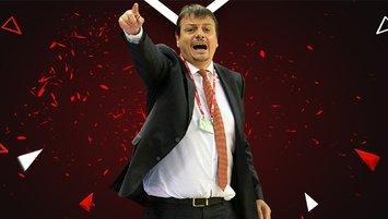 Bir ilki daha gerçekleştirdi! Ergin Ataman'a büyük onur