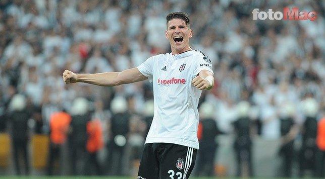 Süper Lig'de Mario Gomez bombası!