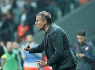 Beşiktaş taraftarından Abdullah Avcı'ya büyük tepki!
