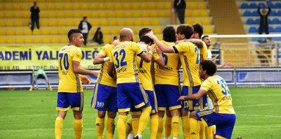 Bucaspor, Tuzlaspor maçına kilitlendi