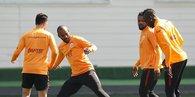Galatasaray'da çalışmalar başlıyor
