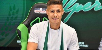 Konyaspor Alper Uludağ'ı transfer etti