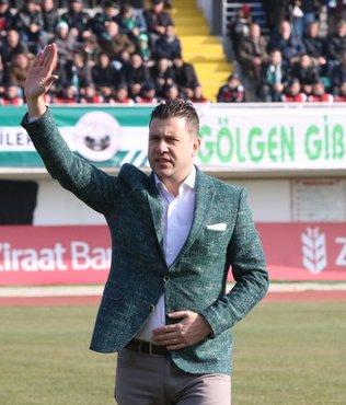Fenerbahçe'yi duyunca Kırklarelispor Başkanı Volkan Can öyle bir şey yaptı ki! İşte o anlar...