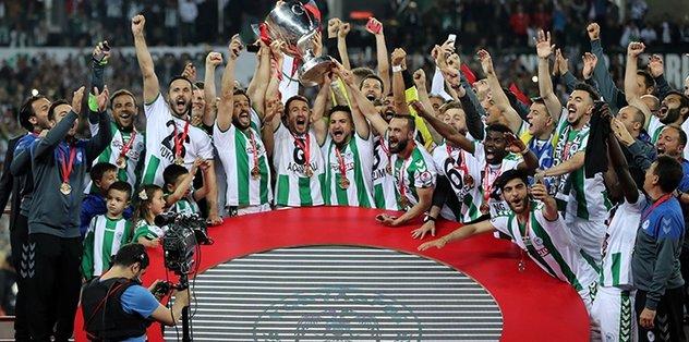 Atiker Konyaspor'da 5 ayrılık