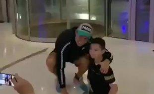 Nurmagomedov'dan Ronaldo'ya: Bu yüzden dünyanın en iyisisin!