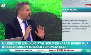 Erman Toroğlu: Beşiktaş'ta sezon sonu seçim olabilir