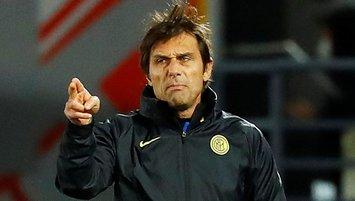 Inter Şampiyonlar Ligi'ne veda etti! İşte Conte ve Handanovic'ten açıklama