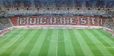 Steaua Bükreş'in başı ismiyle dertte