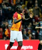 Mbaye Diagne Galatasaray'ı sildi!