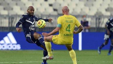 Bordeaux 0-0 Nantes   MAÇ SONUCU