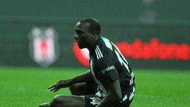 Son dakika spor haberleri: PFDK'dan Beşiktaşlı Vincent Aboubakar'a ihtar cezası!