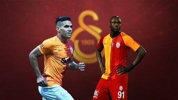 Galatasaray'da iki kral bir gol!