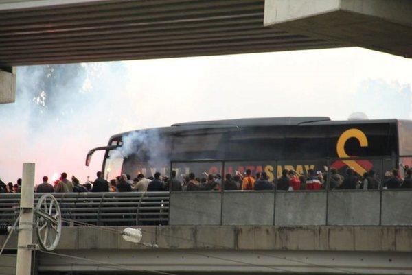Galatasaray geldi İzmir yıkıldı