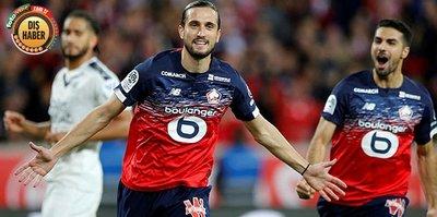 Yusuf Yazıcı Ligue 1'de haftanın 11'inde