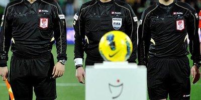 Süper Lig'de 34. hafta hakemleri belli oldu