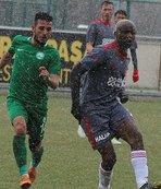 Demir Grup Sivasspor hazırlık maçında galip