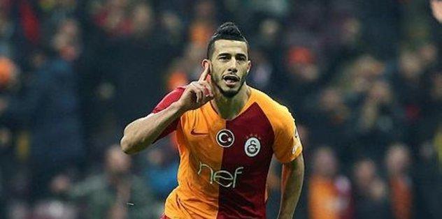 Galatasaray'da top Belhanda'da!