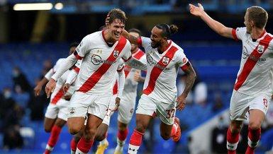 Chelsea 3-3 Southampton | MAÇ SONUCU
