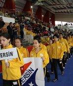 Yıldızlar Yüzme Türkiye Şampiyonası'nda ilk gün sona erdi