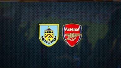 Burnley - Arsenal maçı ne zaman, saat kaçta ve hangi kanalda canlı yayınlanacak?   İngiltere Premier Lig