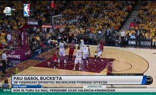 Pau Gasol Milwaukee Bucks'ta