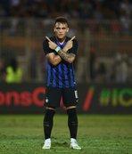 Inter, Lyon'u Martinez'le geçti