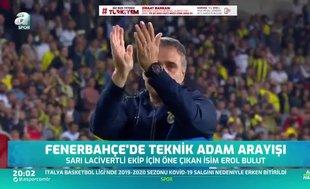 Fenerbahçe'de teknik adam arayışı