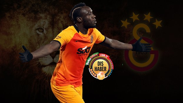 Last minute Galatasaray (GS) news: Ada lottery to Galatasaray!  They went after Mbaye Diagne #