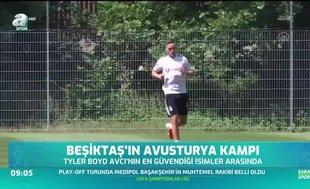 Beşiktaş'ın Avusturya kampı