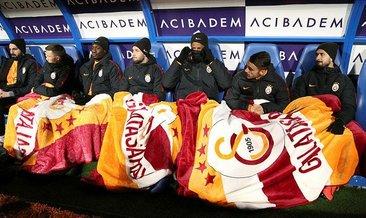 Galatasaray dondu kaldı