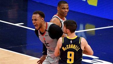 Son dakika spor haberi: Washington Wizards-Indiana Pacers: 142-115   MAÇ SONUCU