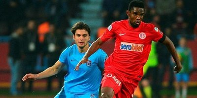 Antalyaspor - Trabzonspor | Canlı Anlatım