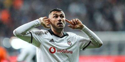 Burak Yılmaz'dan Galatasaray maçı sonrası imalı paylaşım