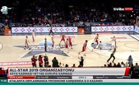 All-Star 2019 organizasyonu