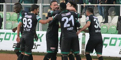 Giresunspor'un hedefi Süper Lig